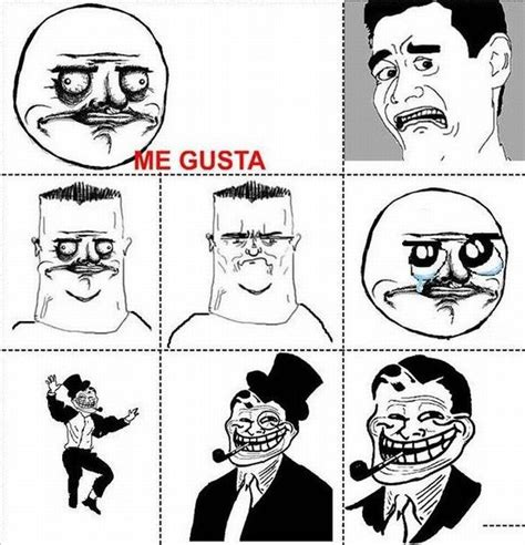 Meme Face Collection - the complete collection of rage faces