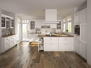Küche Landhausstil Weiß Modern : landhausk chen bilder neuesten design kollektionen f r die familien ~ Indierocktalk.com Haus und Dekorationen