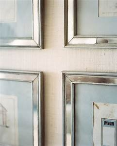 Silver Frames Photos Design Ideas Remodel And Decor