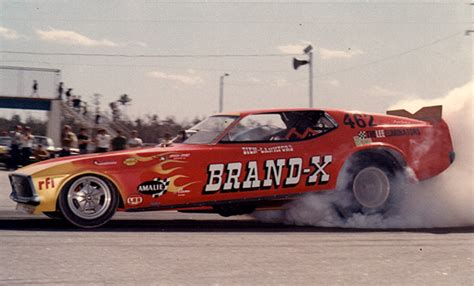 Photo Cecil Lankford Brand X 72 Mustang 2  7173 Mustang