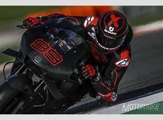 Jorge Lorenzo con Honda 12º a menos de un segundo en su