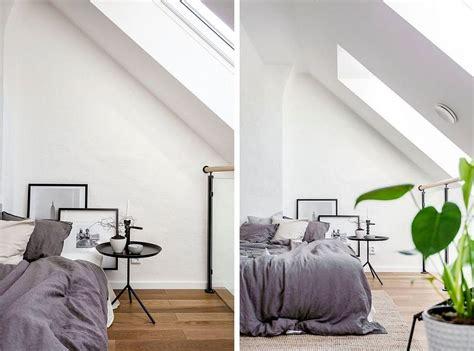 world  white  gray scandinavian style apartment