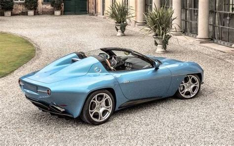 Alfa Romeo Disco Volante Spider by As 237 Es El Nuevo Alfa Romeo Disco Volante Spider