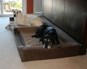 big dog beds customer pictures With biggest dog bed