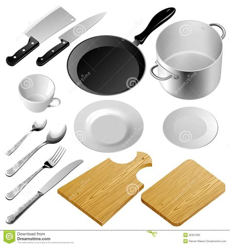 kitchen tools stock photography image
