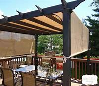 deck shade ideas How to Make the Best Pergola for Sun Relief! DIY | Deck ...