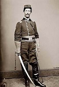 us cavalry vintage indian wars | Cavalry Officer in ...