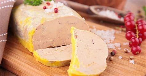 cuisiner le foie gras cru recette terrine de foie gras mi cuit 750g