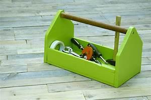 Outil Pour Fendre Le Bois : caisse outils esprit cabane idees creatives et ecologiques ~ Dailycaller-alerts.com Idées de Décoration