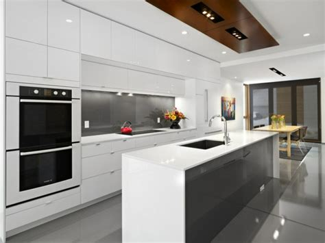 meuble cuisine encastrable le meuble pour four encastrable dans la cuisine moderne