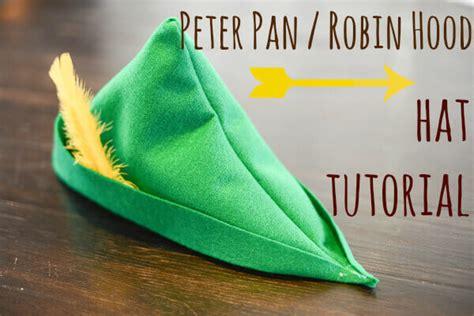 peter pan  robin hood hat tikkidocom