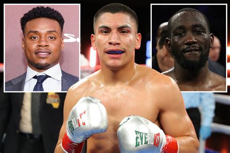 Conor Benn would not be shocked if Spence and Crawford ...