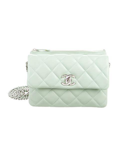 chanel daily zippy crossbody bag handbags cha