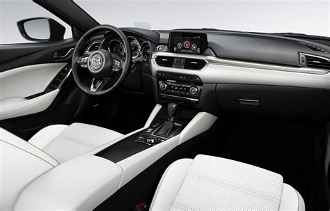 How Mazda Makes Some Of The Best Car Interiors In The