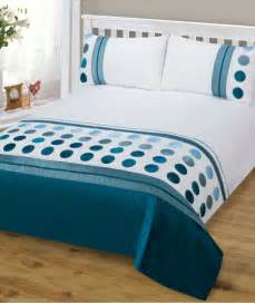 Home Design Alternative Comforter Teal Blue Mix Colour Stylish Modern Design Bedding Quality Duvet Quilt Cover