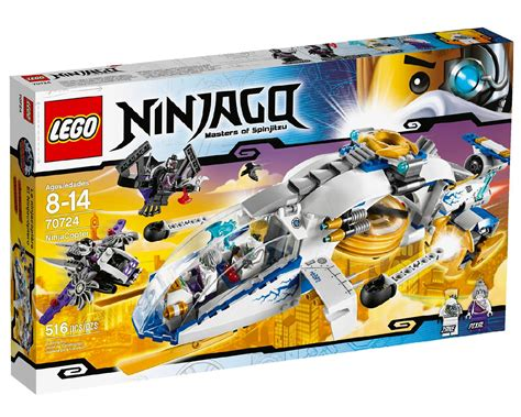 New Set 3 Art Wall Sticker 3d Decals Removable Mural Home: LEGO NINJAGO™ NinjaCopter #70724