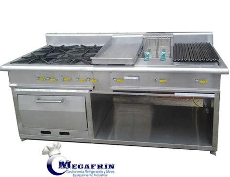 cocina industrial  gas varios servicios  hornillas
