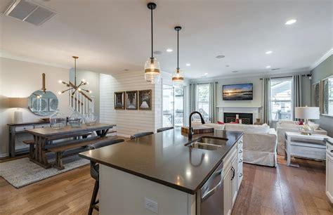 open concept floorplan pulte homes magnolia homes large kitchen island