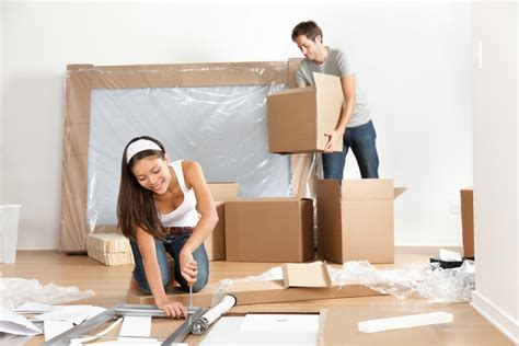 Simple Ways To Relieve Stress When Moving Into A New House