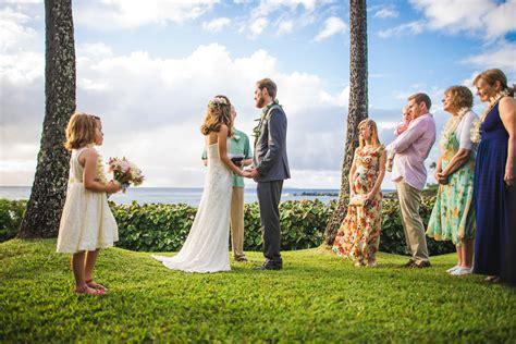 merrimans maui wedding cost info   maui