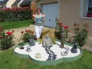 Comment Faire Un Jardin Zen Pas Cher : s duisant comment faire un jardin zen pas cher a propos de ~ Carolinahurricanesstore.com Idées de Décoration