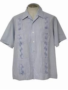 Vintage Guayabera 1980s Guayabera Shirt: 80s -Guayabera