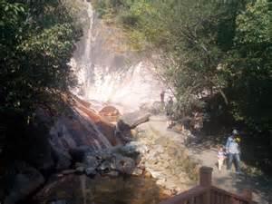 Jiulong Nine Dragon Waterfalls