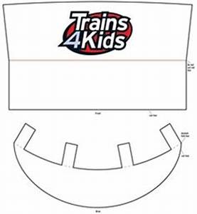 christmas the polar express on pinterest the polar With conductor hat template