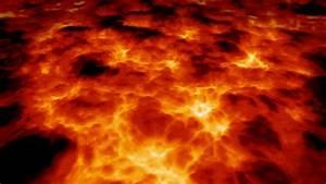 Forecasting Tool For Eruption Behavior Of Hot  Flowing Lava