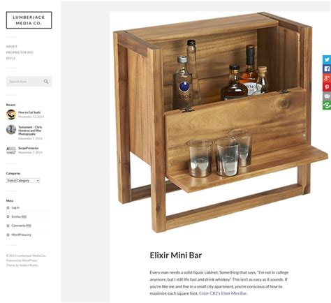 liquor cabinet furniture cb2 elixir mini bar on the blogs leonhard pfeifer