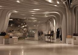 High End Contemporary Interior Design Decoration Ideas Interior Design For Clothing Shop2