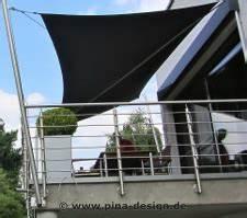 Sonnensegel Auf Balkon Befestigen : sonnensegel aufrollbar der exklusive sonnenschutz pina design ~ Indierocktalk.com Haus und Dekorationen