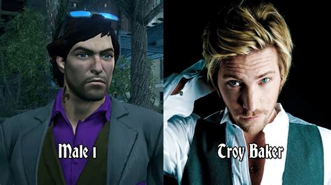Characters And Voice Actors