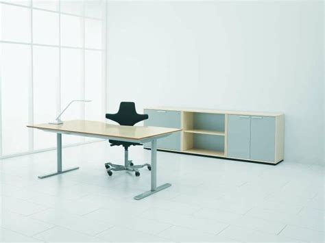 standing height desk with storage 20 best images about sit stand desks on pinterest 5