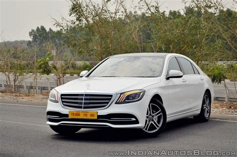 2018 Mercedesbenz Sclass (s 350d) Review, Test Drive