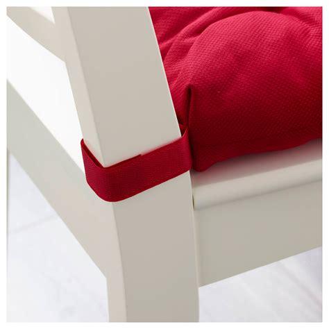 ikea coussin chaise malinda coussin de chaise 40 35x38x7 cm ikea