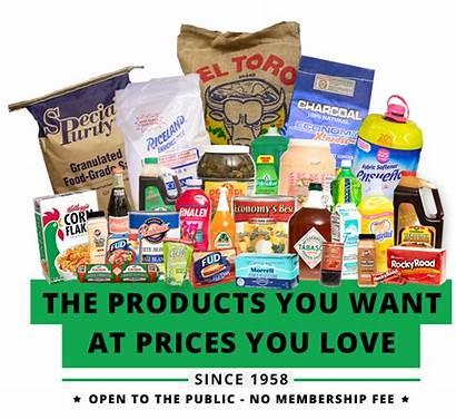Paso Grocery Wholesale Foods Distributor Economy