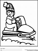 Snowmobile Coloring Printable Skidoo Drawing Chainsaw Diaper Snowmobiles Colouring Transportation Sheets Super Winter Mario Template Sketch Popular Representation Printables Getdrawings sketch template