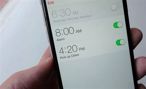 how to set alarm on iphone 6 rise and shine 8 eye opening alarm clock tips for ios and