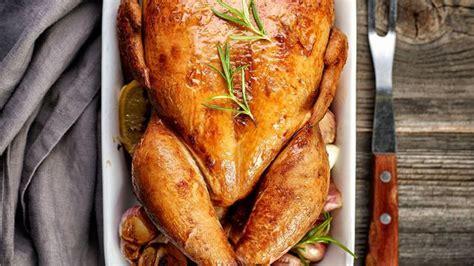 cuisiner un roti de dinde poulet dinde chapon canard oie tout pour réussir la