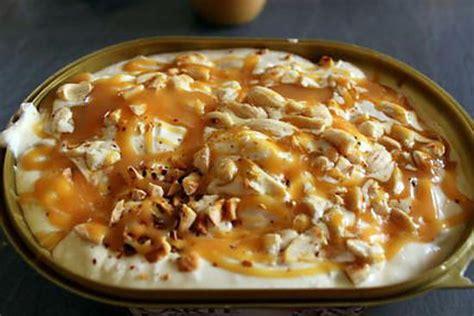 recette de glace maison sans sorbetiere sundae caramel amandes et cacahu 232 tes