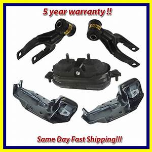1994  Regal 3 1l Engine Motor Mount Set 5pcs