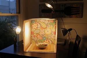 Simply Scrumptious: DIY: Light Box
