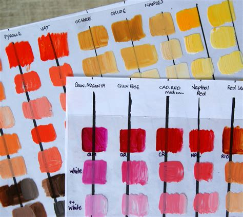 color mixing guide for acrylic paint www imgkid the image kid has it