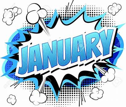 January Januari Newsletter Months Speculation Hints Effect