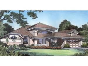 modern mediterranean house plans mediterranean modern house plans dhsw18466 house