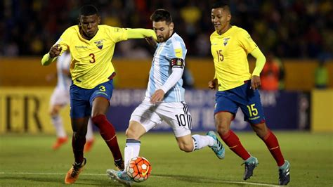WATCH | FIFA 2018 World Cup Qualifiers: Messi, Messi ...