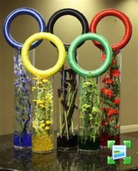 theme pour chambre décoration salle thème jeux olympiques