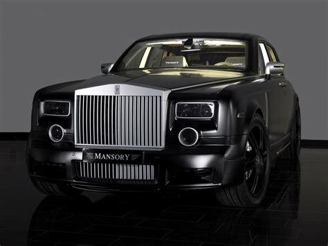 Mansory Rolls-royce Phantom Modified Cars Wallpaper