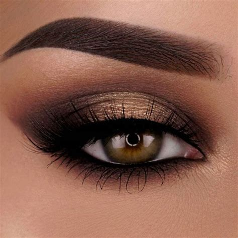 rock makeup  brown eyes makeup ideas tutorials pretty designs